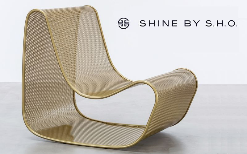 SHINE BY S.H.O. Silla baja Sillones Asientos & Sofás  |