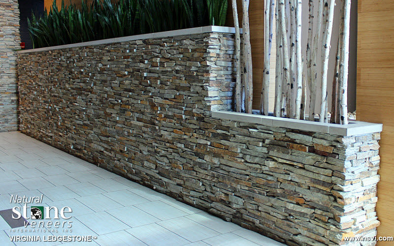 Natural Stone Veneers Paramento pared exterior Paramentos Paredes & Techos  |