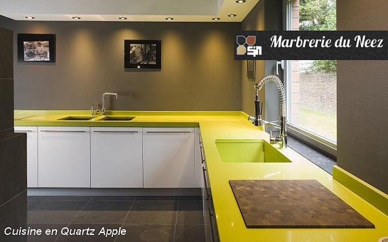 Marbrerie du Neez Encimera Muebles de cocina Equipo de la cocina   |