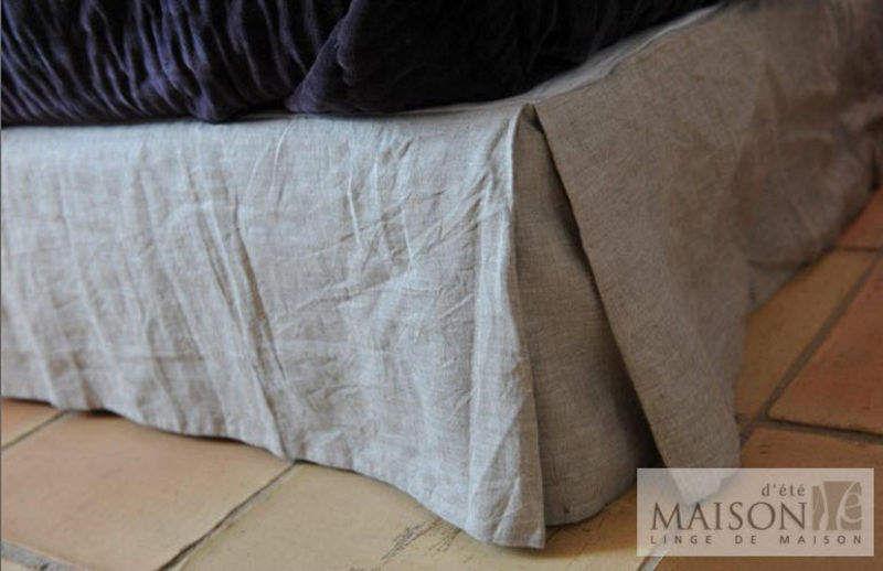 MAISON D'ETE Cubre somier Protectores de cama Ropa de Casa  |