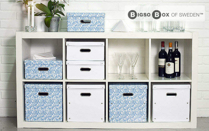 Bigso Box Of Sweden Caja Cajas guardarropa Vestidor y Accesorios   