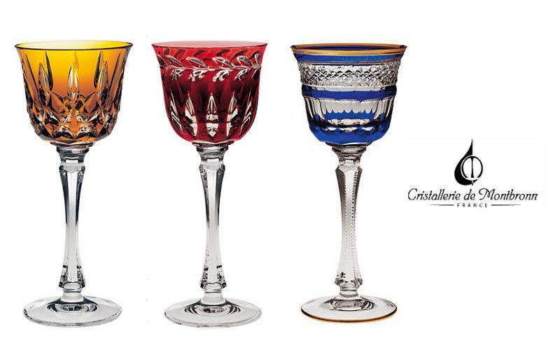CRISTALLERIE DE MONTBRONN Copa de vino Vasos Cristalería  |