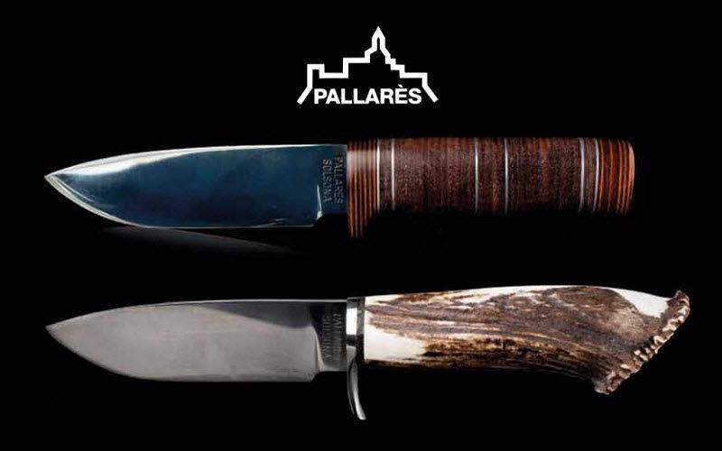 PALLARES SOLSONA Cuchillo de cazador Armas y armaduras Objetos decorativos   