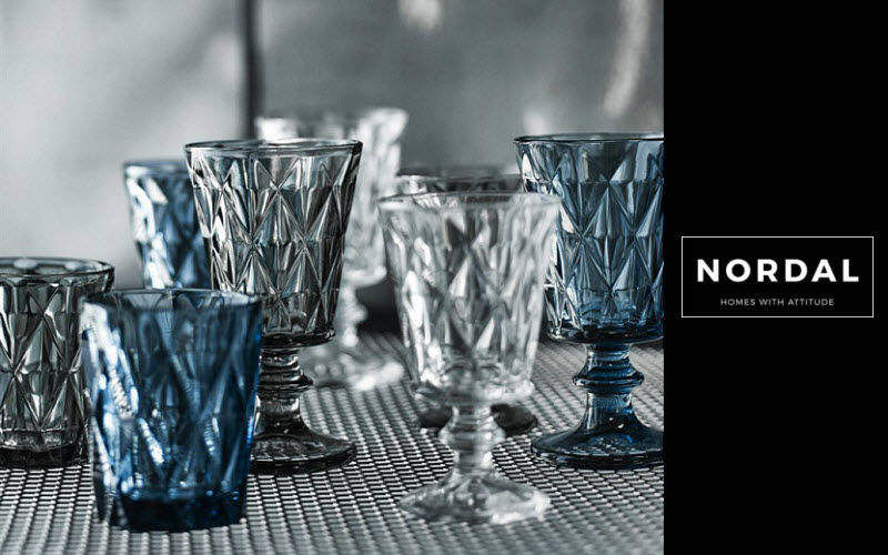 Nordal Servicio de vasos Juegos de cristal (copas & vasos) Cristalería  |