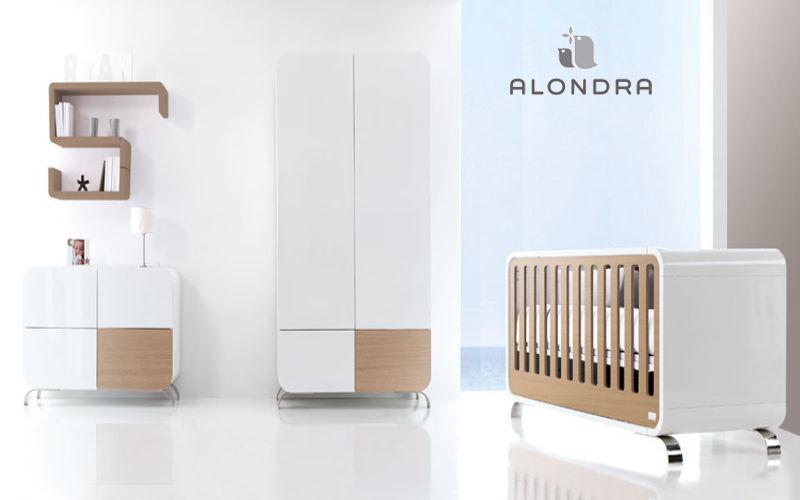 ALONDRA Habitación bebé 0-3 años Dormitorio infantil El mundo del niño  |
