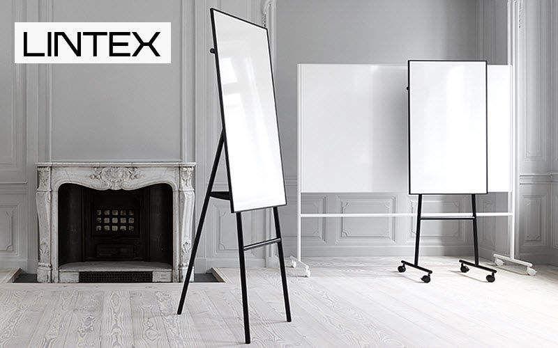 LINTEX Pizarra blanca Pizarras y tablones Despacho  |