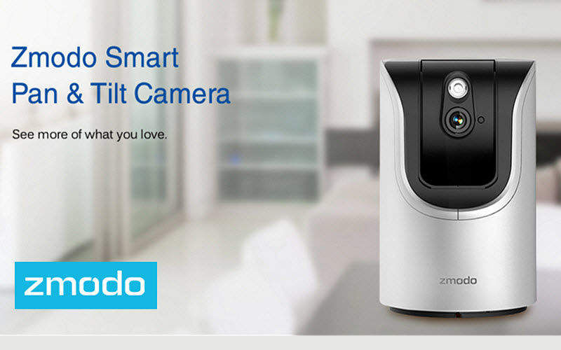 ZMODO Cámara de vigilancia Sistemas de interfono & videovigilancia Automatización doméstica  |