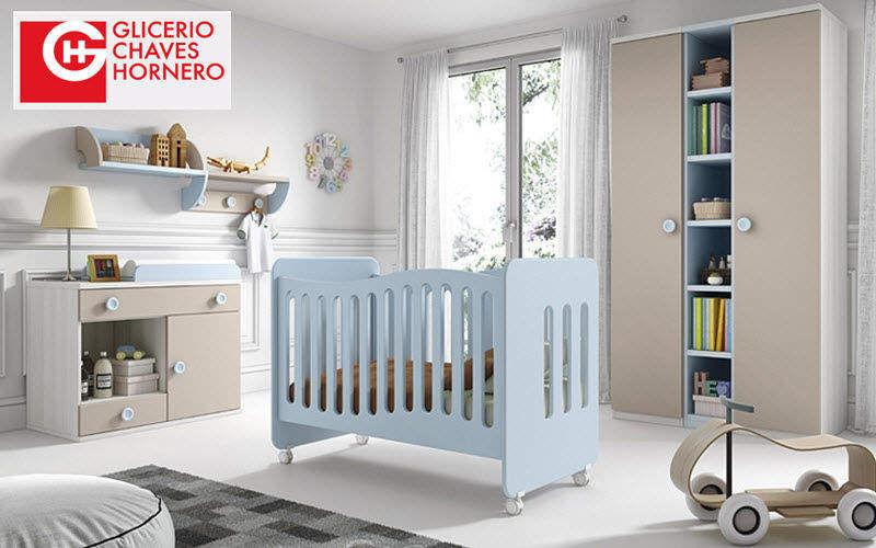 GLICERIO CHAVES Cuna Dormitorio infantil El mundo del niño   |