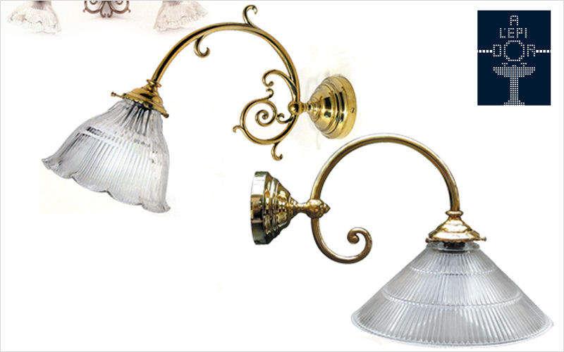 A l'epi D'or Aplique de cuarto de baño Lámparas y focos de interior Iluminación Interior   