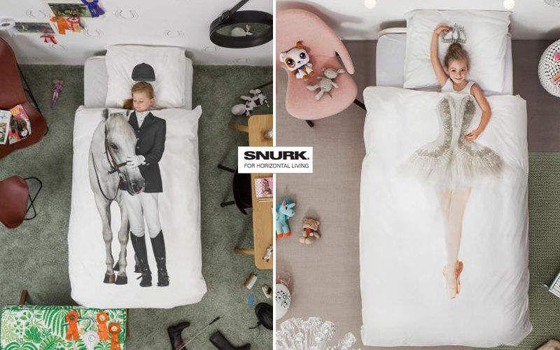 SNURK Funda nórdica para niño Ropa de cama para niño El mundo del niño  |