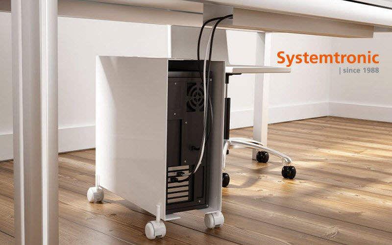 SYSTEMTRONIC Soporte Unidad central Microinformática High-tech  |