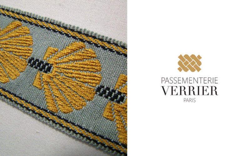 Passementerie Verrier Galón Artículos varios de pasamanería Tejidos Cortinas Pasamanería  |
