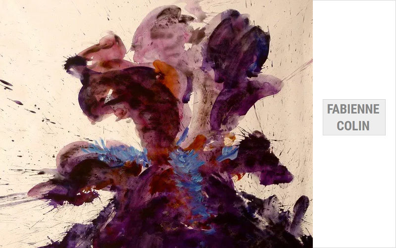 Fabienne Colin Obra contemporánea Pintura Arte   |