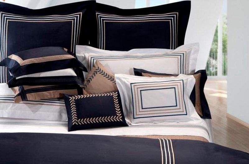 Bagni Volpi Noemi Juego de cama Adornos y accesorios de cama Ropa de Casa  |