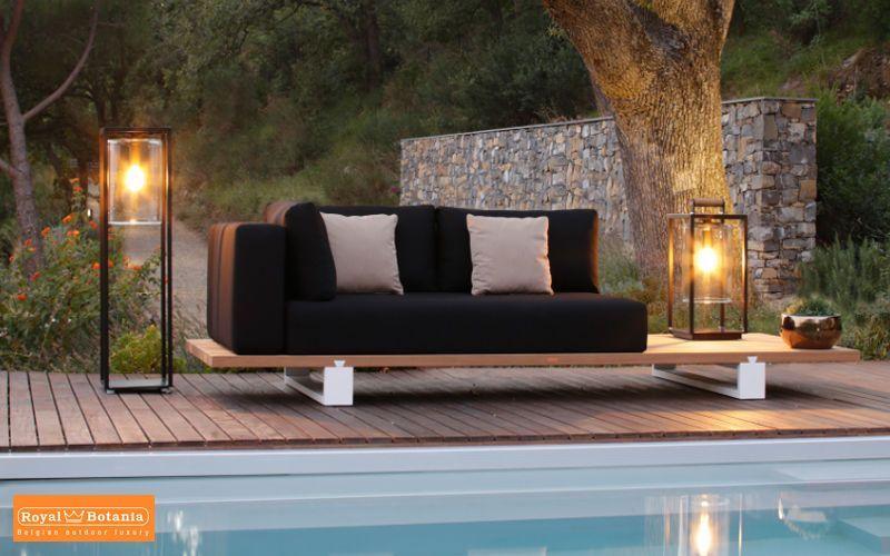 Royal Botania Sofá para jardín Salones completos de jardín Jardín Mobiliario  |