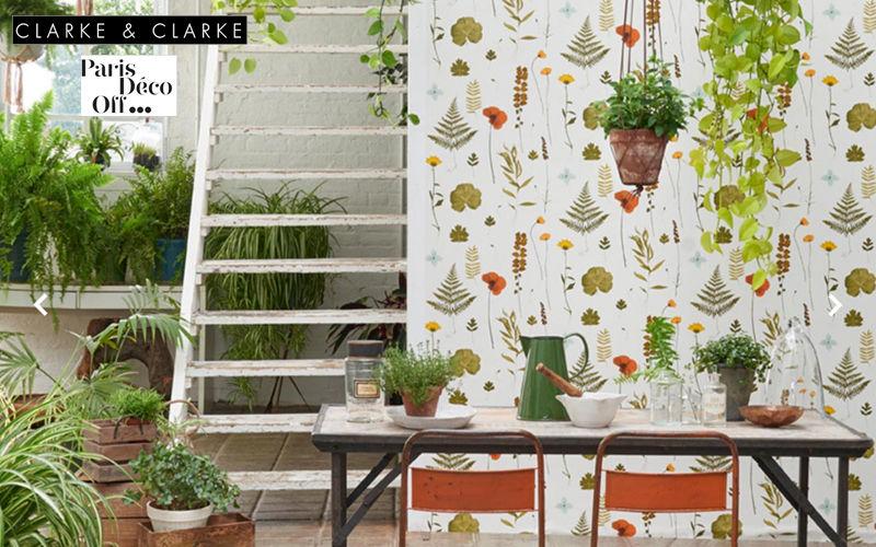 CLARKE & CLARKE Papel pintado Papeles pintados Paredes & Techos  |