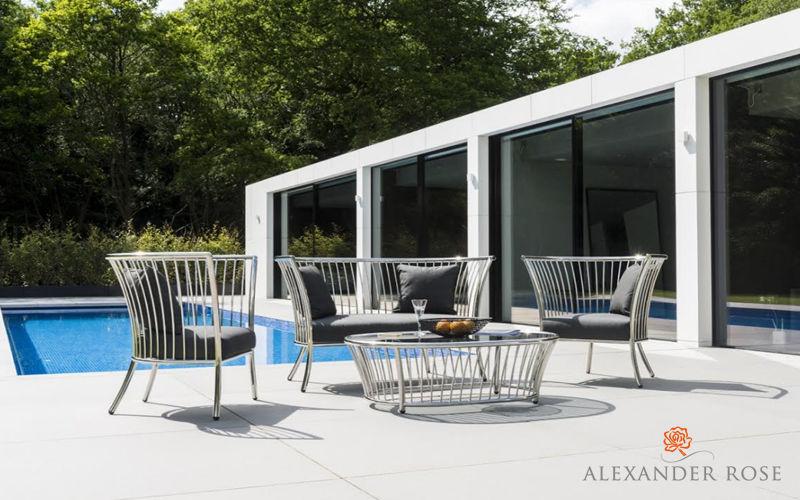 Alexander Rose Salón de jardín Salones completos de jardín Jardín Mobiliario  |