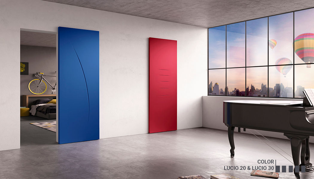 BARAUSSE S.P.A. Puerta de comunicación maciza Puertas Puertas y Ventanas  |
