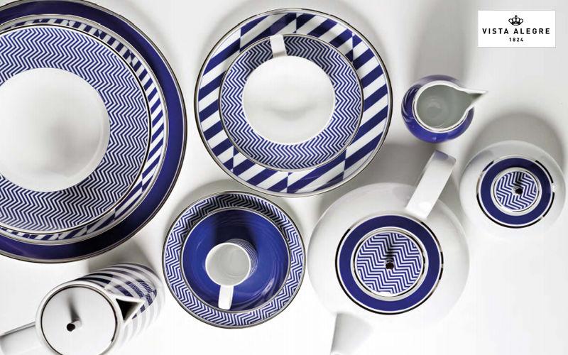 Vista Alegre Plato llano Presenta-platos Vajilla  |