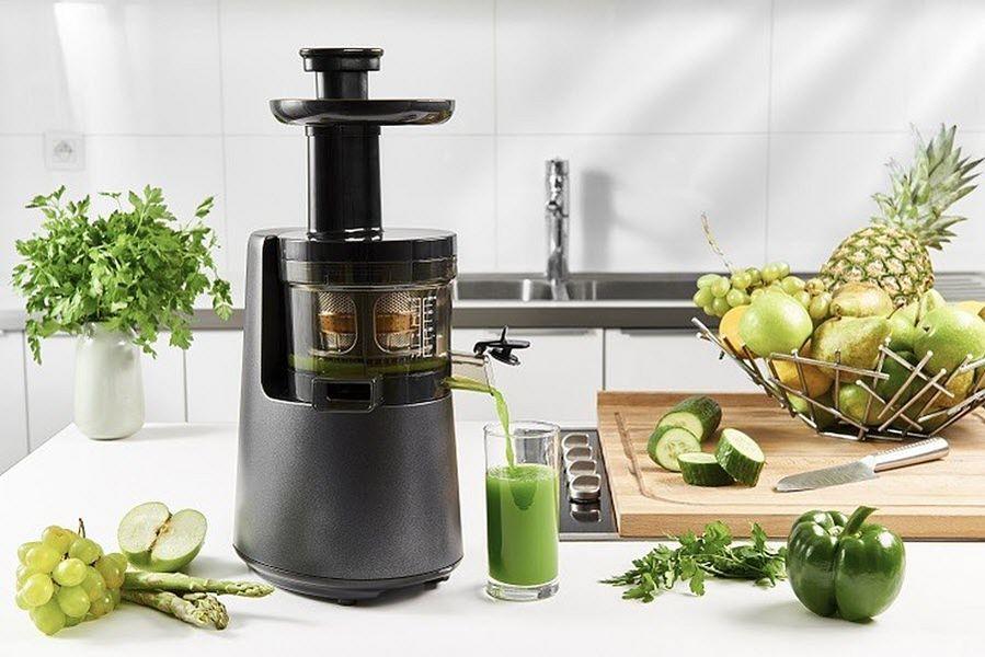 DEJELIN Extractor de zumos Batidoras y mezcladoras Cocina Accesorios  |