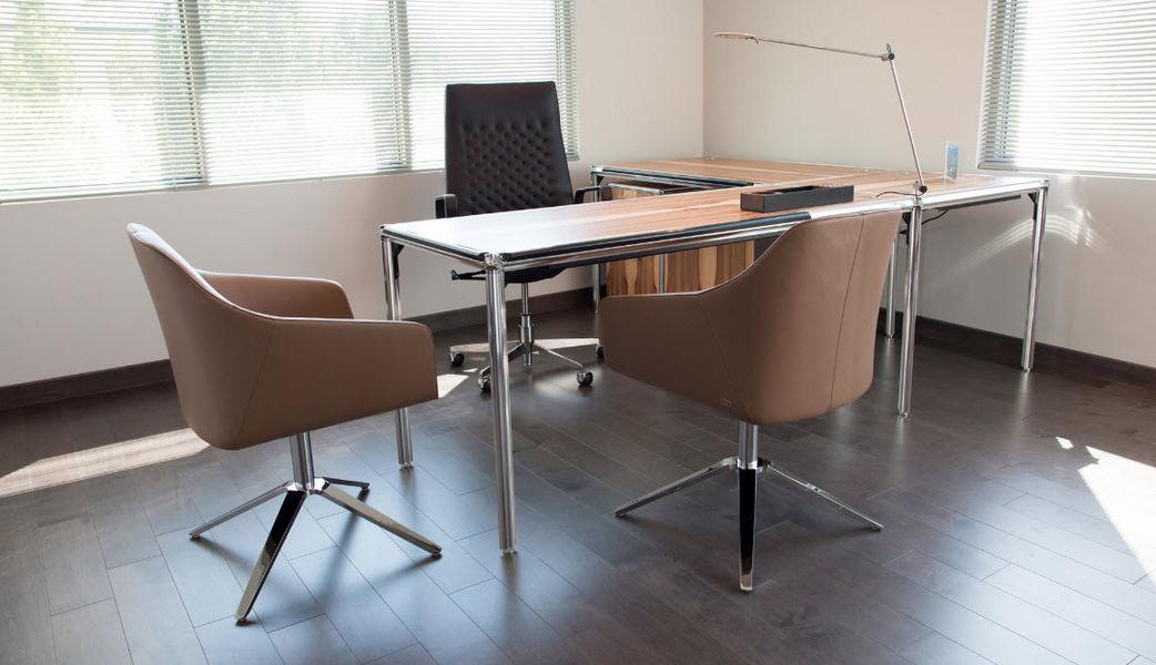 artmodul Mesa de despacho en ángulo Mesas y escritorios Despacho  |
