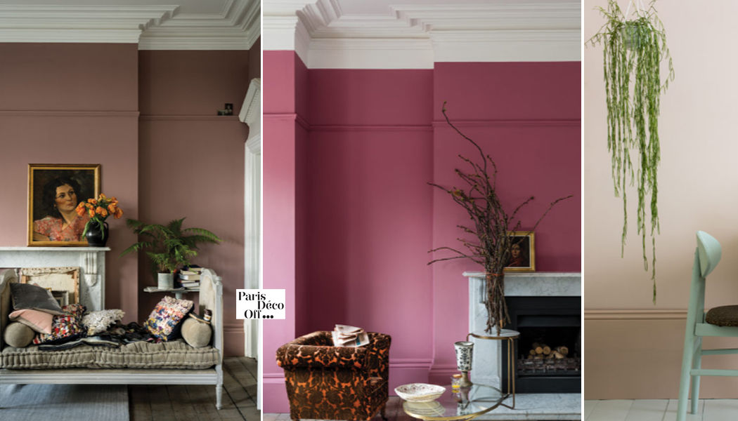 Farrow & Ball Pintura para pared Pintura decorativa interior Ferretería Salón-Bar | Clásico