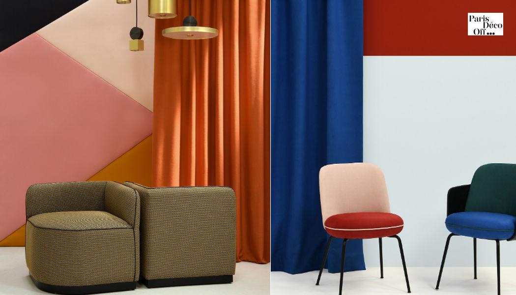 LELIEVRE Tejido de decoración para asientos Telas decorativas Tejidos Cortinas Pasamanería  |