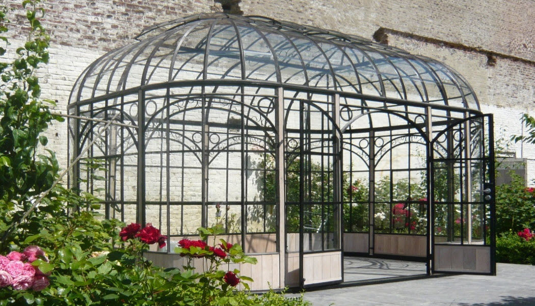 BELTIMA Invernadero Invernaderos Jardín Cobertizos Verjas... Jardín-Piscina | Clásico