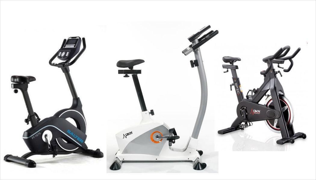DKN FRANCE Bicicleta Estática Bicicletas Fitness  | Design Contemporáneo