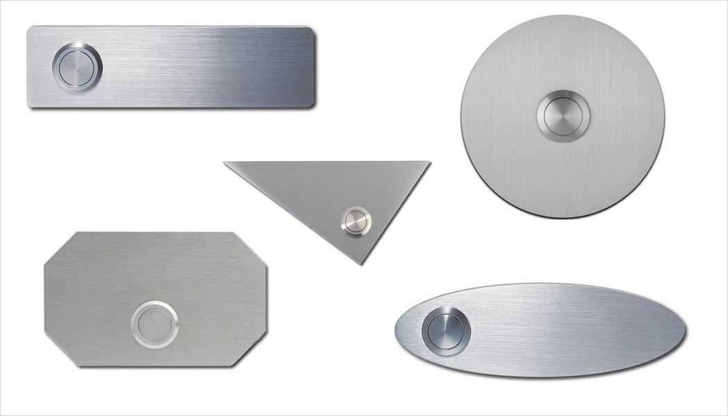 Door Shop Botón de timbre Ferretería, cerraduras & herrajes para puertas Puertas y Ventanas Jardín-Piscina | Design Contemporáneo