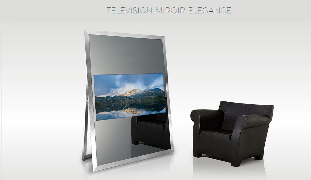 OX-HOME Televisión con pantalla espejo Televisores High-tech  |