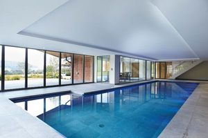 GUNCAST SWIMMING POOLS - Piscina de interior