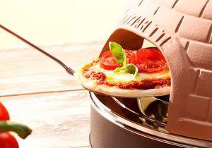 Food & Fun Mini horno eléctrico para pizza