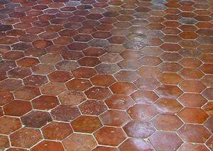 Renovmat Suelo de terracota antigua