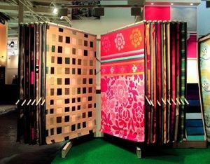 Dynamics Expositor de alfombras