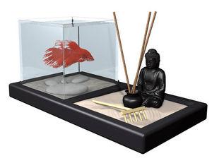 ZOLUX - aquarium déco bouddha 34.5x16x19.5cm - Acuario