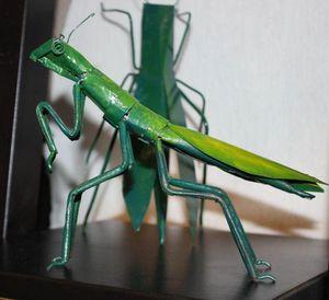 An Vert Du Design -  - Escultura De Animal