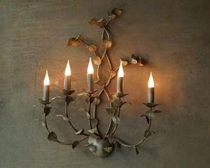 Art Et Floritude - boudoir - Lámpara De Pared