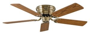 Casafan - ventilateur de plafond, classic flat, 132 cm, ultr - Ventilador De Techo