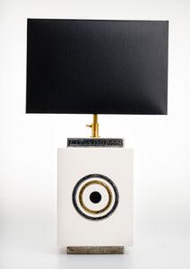 Emaux De Longwy - geo - Lámpara De Sobremesa