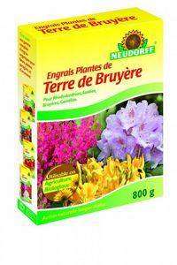NEUDORFF - engrais plantes de terre de bruyère 800gr - Fertilizantes Orgánicos