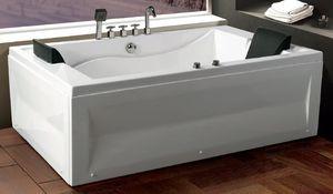ITAL BAINS DESIGN - k1287 - Bañera Balneo Doble