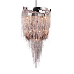 ALAN MIZRAHI LIGHTING - chain109 triple ring - Araña