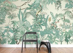 Ohmywall - jungle tropical amazonas - Papel Pintado Panorámico