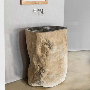 WANDA COLLECTION -  - Lavabo Sobre Columna O Base