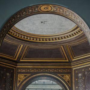Atelier Mériguet Carrère -  - La Restauración De Las Decoraciones Pintadas