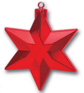 MT DECO - etoile polyester - Estrella De Navidad