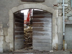 Antiques Forain -  - Clave (arquitectura)