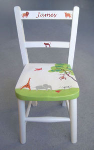 Anne Taylor Designs -  - Silla Para Niño
