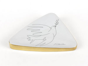 MARC DE LADOUCETTE PARIS - picasso la colombe 1950 - Vaciabolsillos